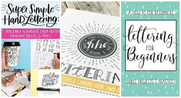 Resources to learn handlettering for beginners
